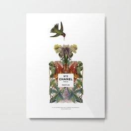 Nº 5 Metal Print