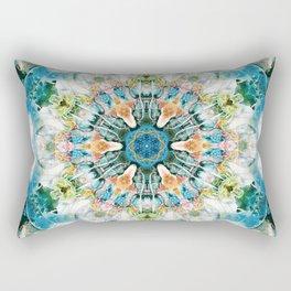 Mandalas from the Voice of Eternity 22 Rectangular Pillow