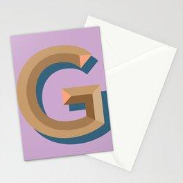 g Stationery Cards