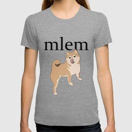 Shiba mlem T-shirt