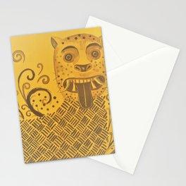 Jaguar King Stationery Cards