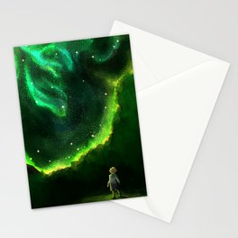 Lost in Space - Pidge Stationery Cards