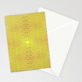 2605 Sun pattern Stationery Cards