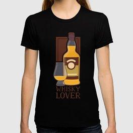 Whisky liebe T-shirt