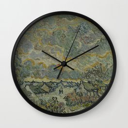 Reminiscence of Brabant Wall Clock