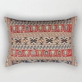 Sumakh Shadda Azerbaijan South Caucasus Cover Print Rectangular Pillow