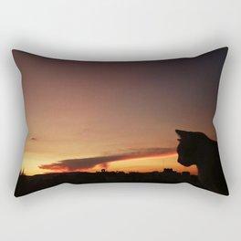 CatSky Rectangular Pillow