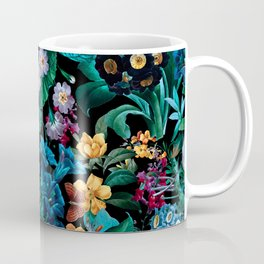 Midnight Garden VII Coffee Mug