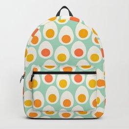 Hard Boiled Eggs Backpack