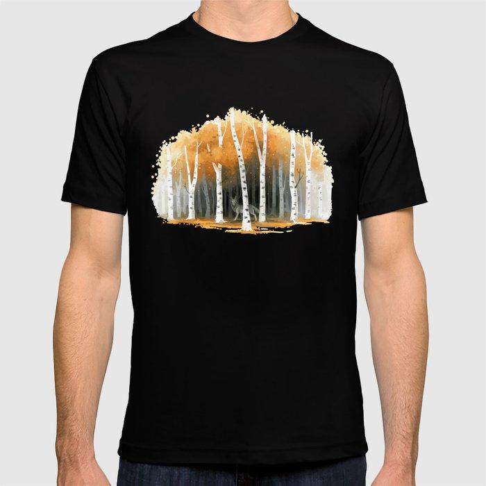 Autumn Wolf T-shirt