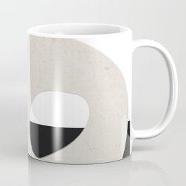 Shape Study #40 - Stone Coffee Mug