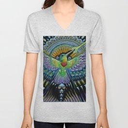 Colibri / Beija Flor II Unisex V-Neck