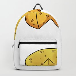 Just A Girl Who Loves Cheese Backpack