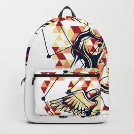 Hermes Greek God Backpack