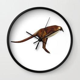 Pengaroo Wall Clock