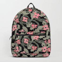 Floral Dogwood Vintage Decor Backpack