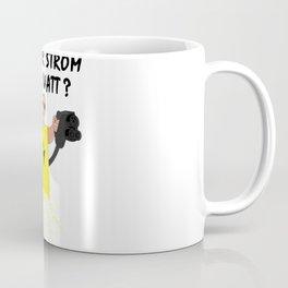 Electric Car Driver Volt Electricity Or Watt? Electric Car Shirt Coffee Mug
