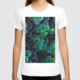 Succulent fantasy T-shirt