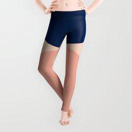 Abstraction_BALANCE_Modern_Minimalism_Art_003 Leggings
