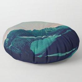 Mountain Call Floor Pillow