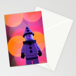 Sad Clown Stationery Cards