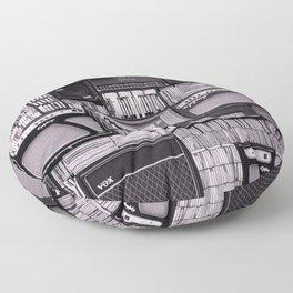 KING OF ROCK IV Floor Pillow