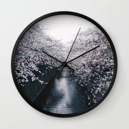 Tokyo 50 Wall Clock