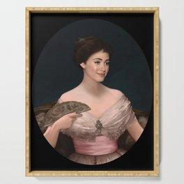 Comtesse de Chagny Serving Tray