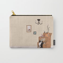 the Pianist Carry-All Pouch