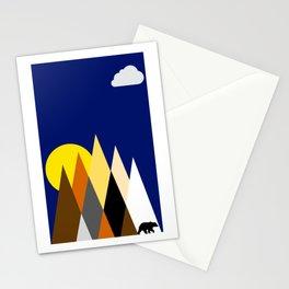 Bear week LGBT PRIDE MONTH  Stationery Cards