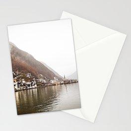 Reflections of Hallstatt Stationery Cards