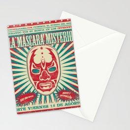 La Mascara Misterio Stationery Cards