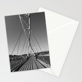 Tempe Town Lake Foot Bridge Stationery Cards
