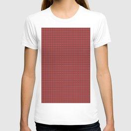 Mini Red Plaid T-shirt