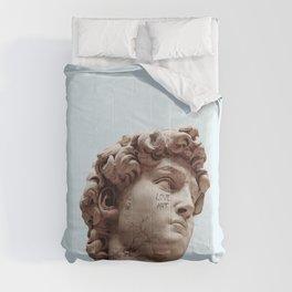 DAVID LOVES ART Comforters