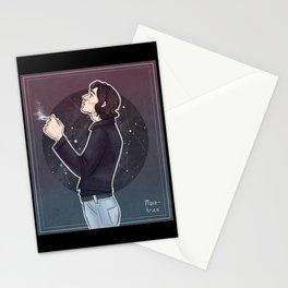 Sirius - stars Stationery Cards