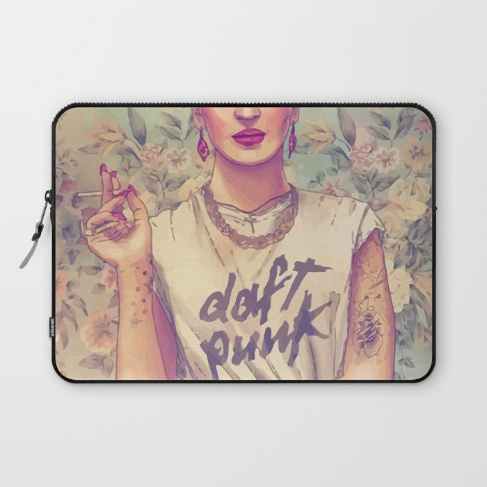 Frida Punk! Laptop Sleeve
