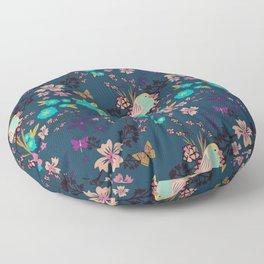 Missy Butterfly Floor Pillow
