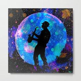 Jazz #1 New Orleans  Metal Print