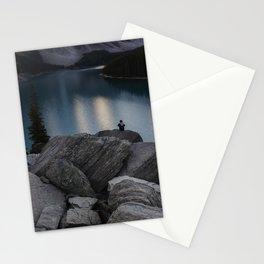 Moraine Lake II Stationery Cards