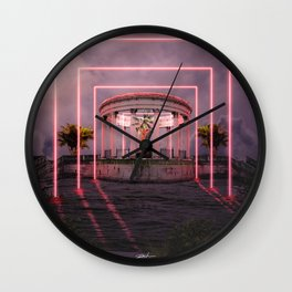 What is the hurry about Wall Clock