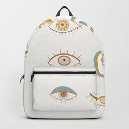 Evil Eyes I Backpack