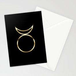 Horned God Symbol Stationery Cards