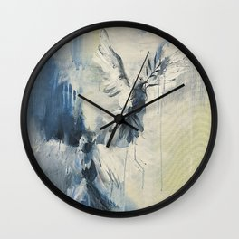 hope and promises Wall Clock