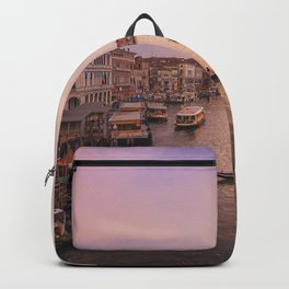 The Grand Canal Backpack