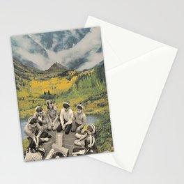 Mountain sound Stationery Cards
