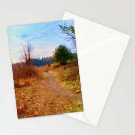 Path of the Phoenix Stationery Cards