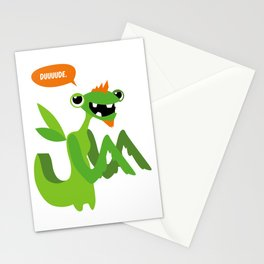 Grasshopper - Dude. Stationery Cards