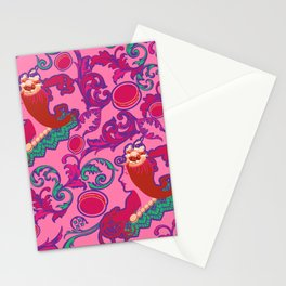 Mucha Munchies Stationery Cards