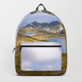 Above the lakes Backpack